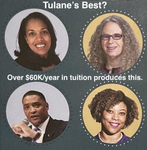 Tulane's Best?